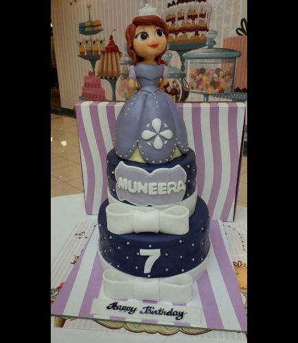 Cake - 3D Cake Topper - 2 Tier