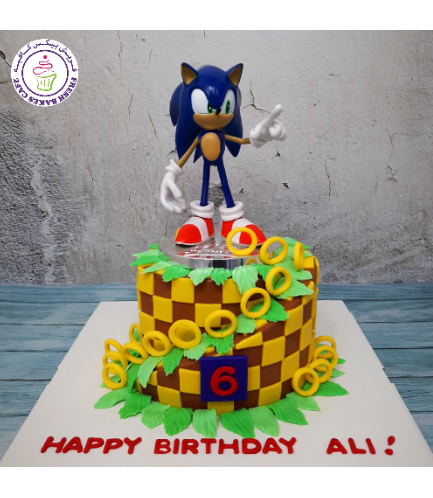 Cake - Sonic the Hedgehog - Toy