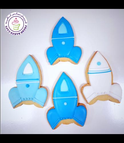 Cookies - Space - Rocket Ships
