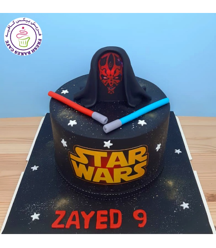 Cake - Darth Maul