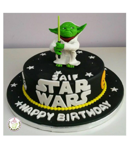 Star Wars Themed Cake 14
