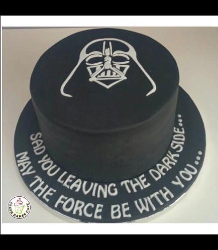 Cake - Darth Vader