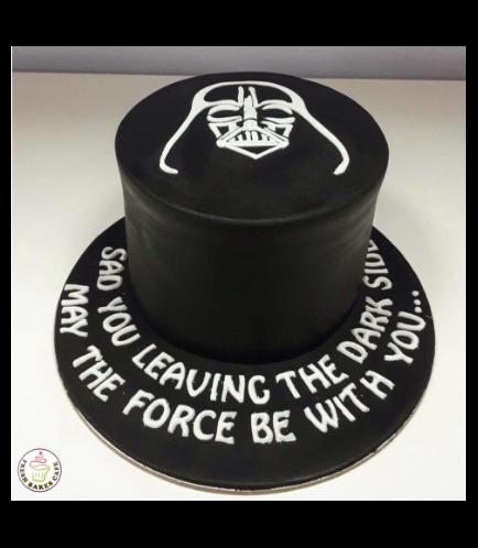 Cake - Star Wars