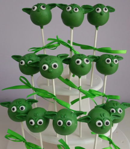 Star Wars Themed Cake Pops 02