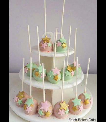 Cake Pops - Stars 01