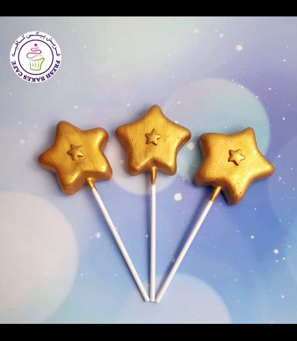 Cake Pops - Stars 03