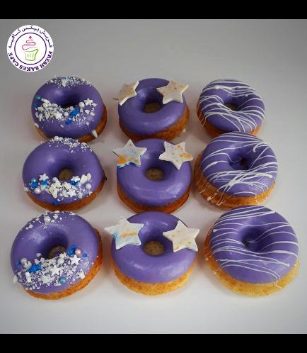 Donuts - Stars