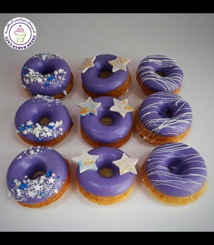 Stars Themed Donuts
