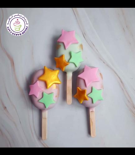 Popsicakes - Stars