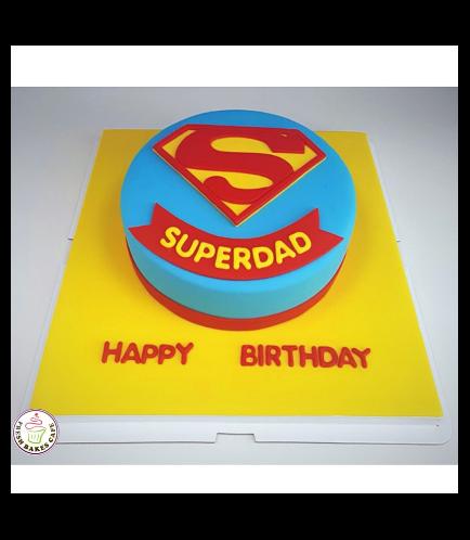 Cake - Super Dad 03