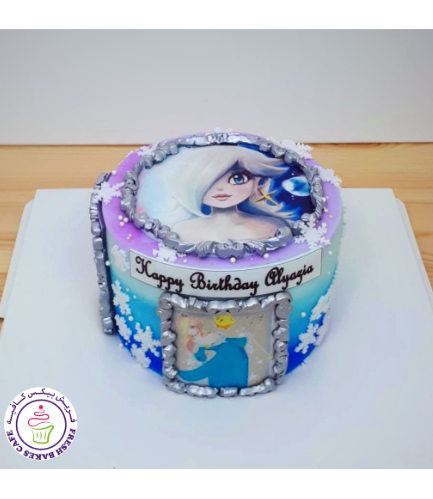 Cake - Rosalina - Printed Pictures