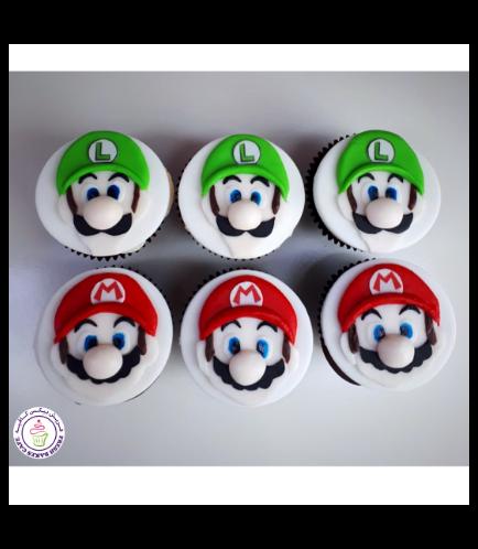 Super Mario Themed Cupcakes 03