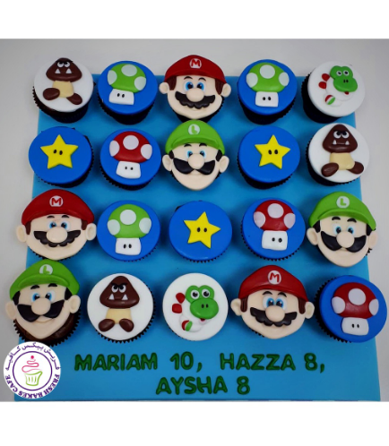 Cupcakes on Board 02