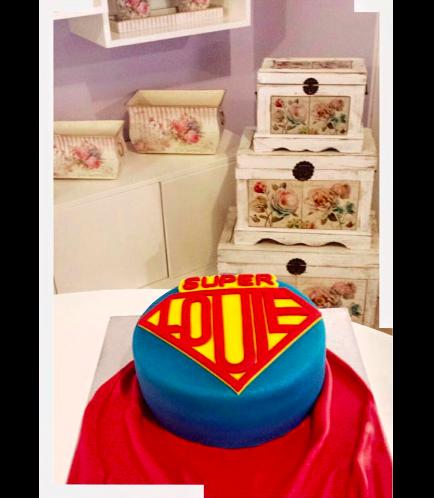 Super Themed Cake