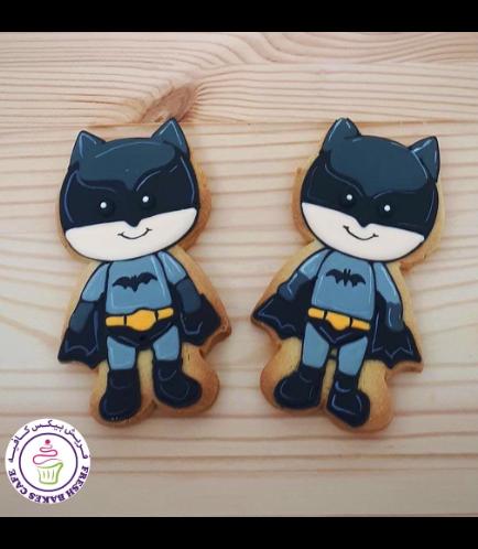 Batman Themed Cookies 03