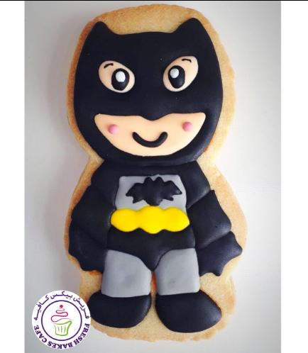 Batman Themed Cookies 02
