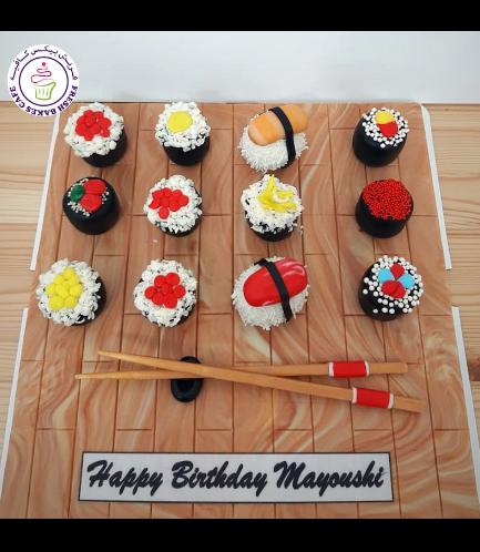 Sushi Themed Cake Pops/Truffles 02