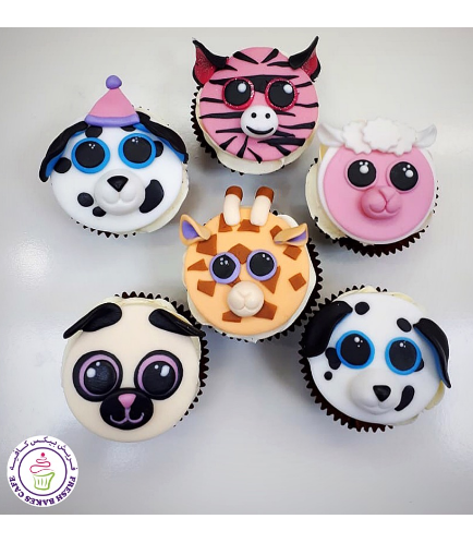 TY Themed Cupcakes