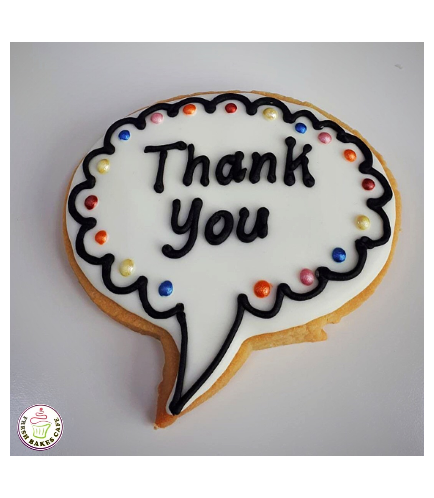Cookies - Thank You 07