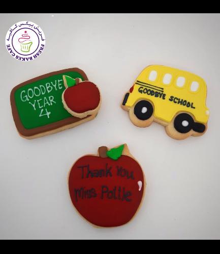 Cookies - Thank You - Teachers - Miscellaneous