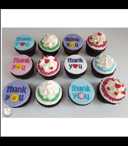 Cupcakes - Thank You