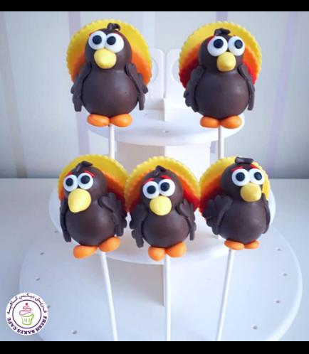 Cake Pops - Turkey 04
