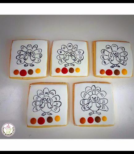 Cookies - Turkey - Painting Kits 01b