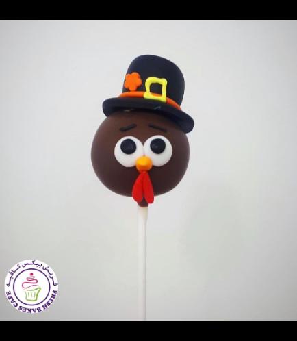 Cake Pops - Turkey 02