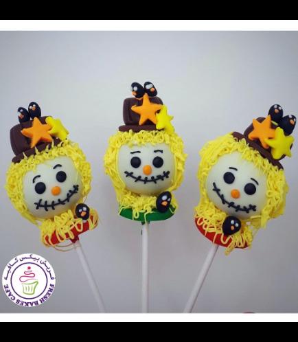 Cake Pops - Scarecrow 01