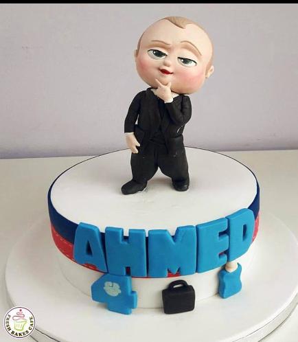 Cake - 3D Cake Topper 03