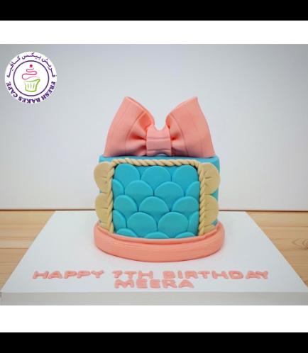 Cake - Little Bo-Peep - 2D Cake