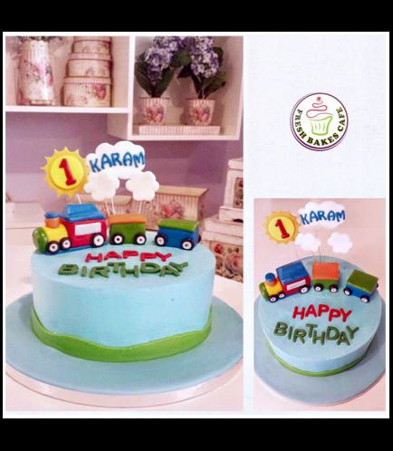 Cake - Train 02