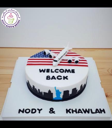 Cake - Country - USA