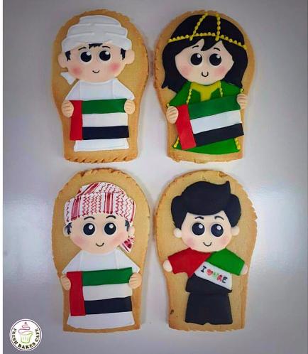Cookies - Flag - Children 01