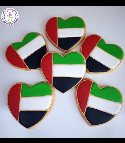 Cookies - Flag - Heart 01