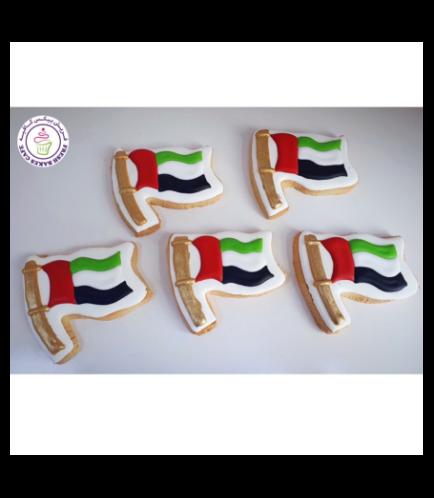 Cookies - Flag - Flag Pole