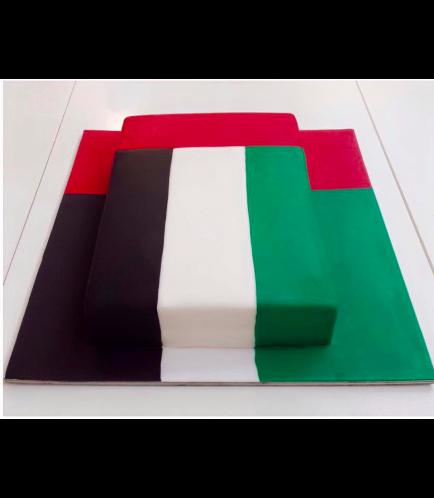Cake - Flag - Rectangle 01