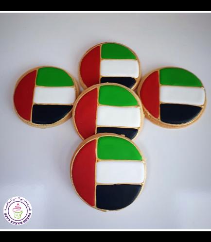 Cookies - Flag - Circle