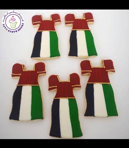 Cookies - Flag - Dresses 02