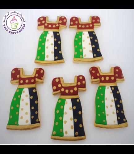 Cookies - Flag - Dresses 01