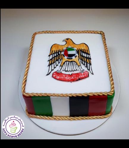 Cake - Flag - Square 04