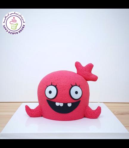 UglyDolls Themed Cake - 2D Cake