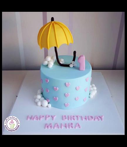 Cake - Umbrella