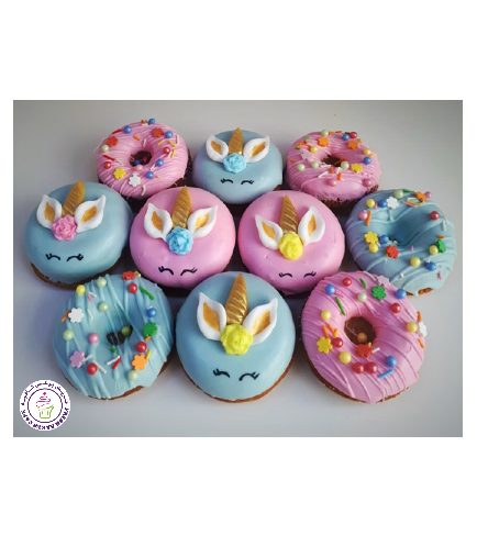 Donuts - Unicorn Rabbit