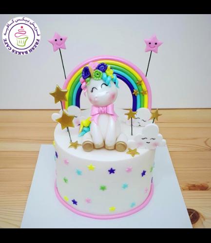 Cake - 3D Cake Topper - 1 Tier 019