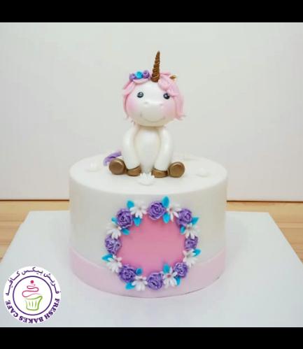 Cake - 3D Cake Topper - 1 Tier 021