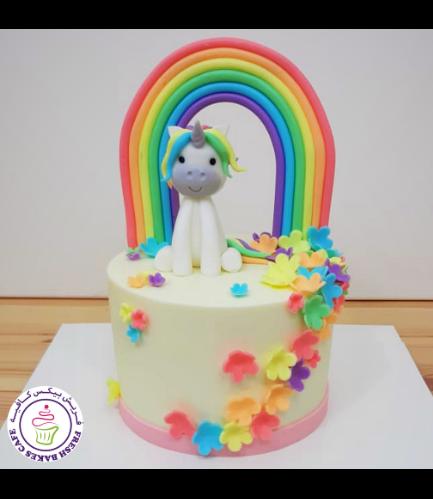 Cake - 3D Cake Topper - 1 Tier 022