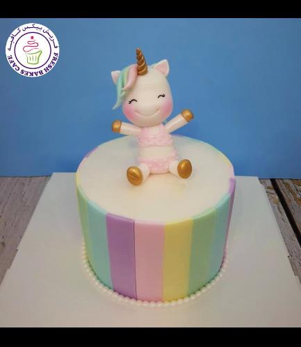 Cake - 3D Cake Topper - 1 Tier 028