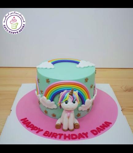 Cake - 3D Cake Topper - 1 Tier 029