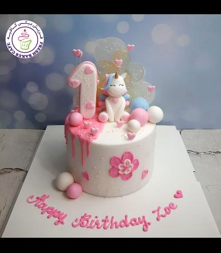 Cake - 3D Cake Topper - 1 Tier 031